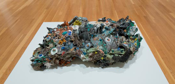 Maarten Vanden Eynde - Plastic Reef2 - beyond earth art